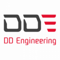 DD Engineering logo